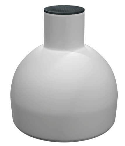 Podzemní plastové nádrže - typ T (vertikální, stojaté)